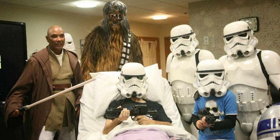 Увидеть «Звездные войны» и умереть...