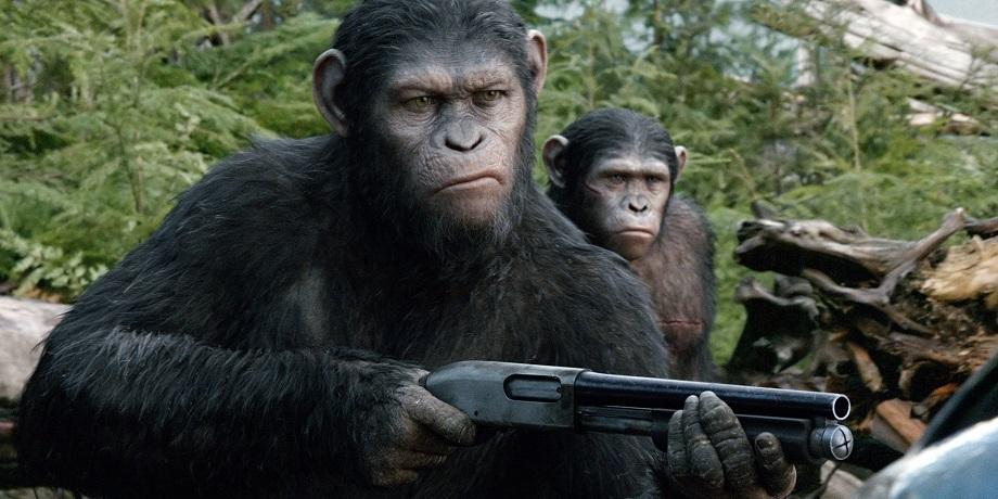 Возвращение на Планету обезьян