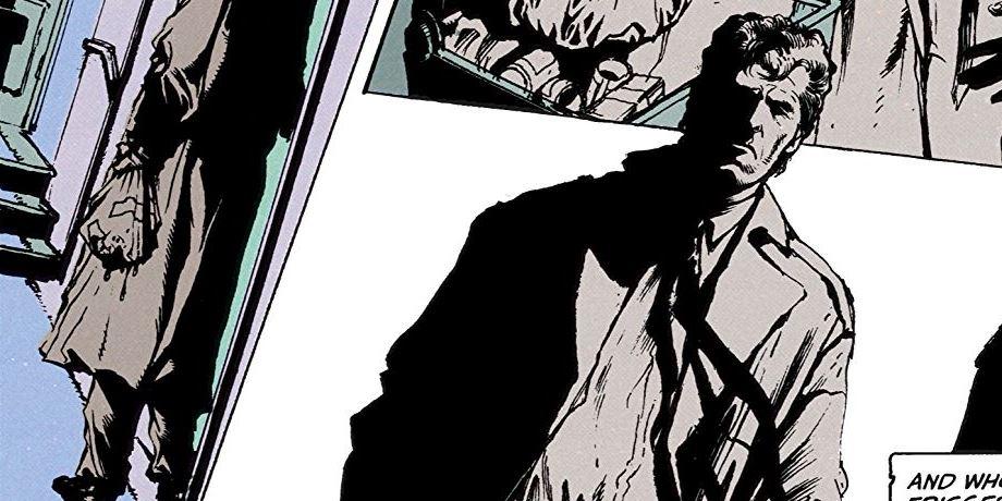 читать дальше Бумажные комиксы. «Джон Константин. Hellblazer» Гарта Энниса: «Опасные привычки»