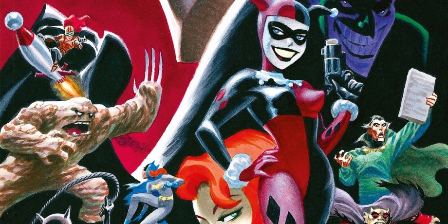 Бумажные комиксы. «Бэтмен» Пола Дини: «Приключения. Новогодний спецвыпуск»