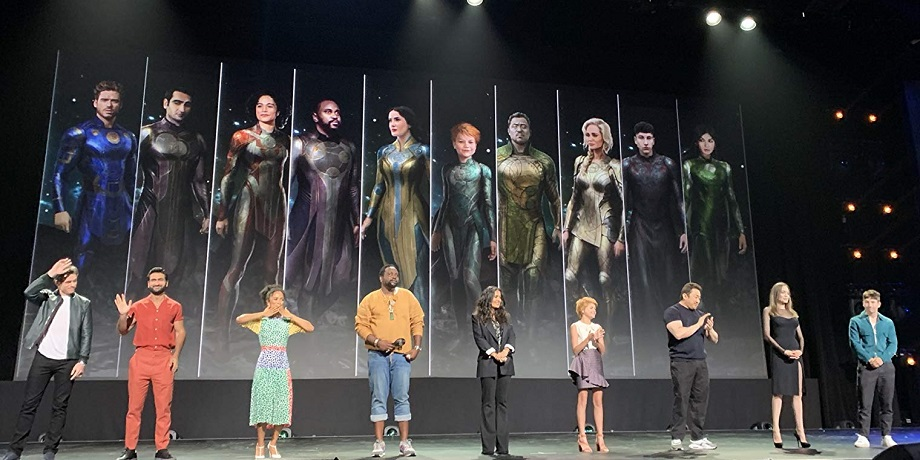 «Вечные» поменяют представление о «Marvel»