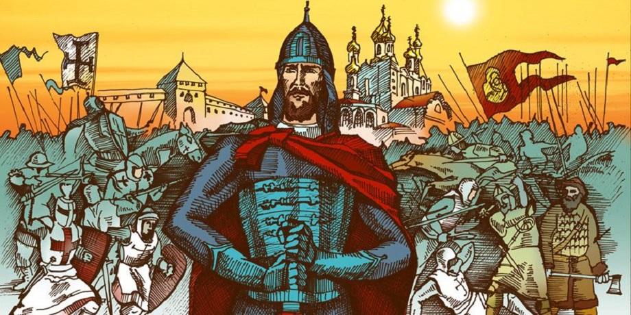 Петров снимет мультфильм про Невского