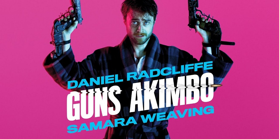 Выбери название: «Безумный Майлз» или «Пушки Акимбо»