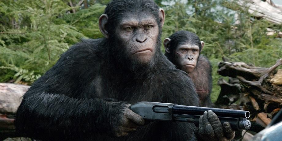 Новая «Планета обезьян» продолжит дело Цезаря