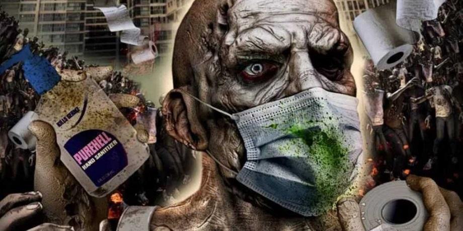 «Корона Зомби» в разработке