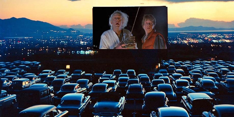 Кино под карантином: кинозал под открытым небом Южной Кореи