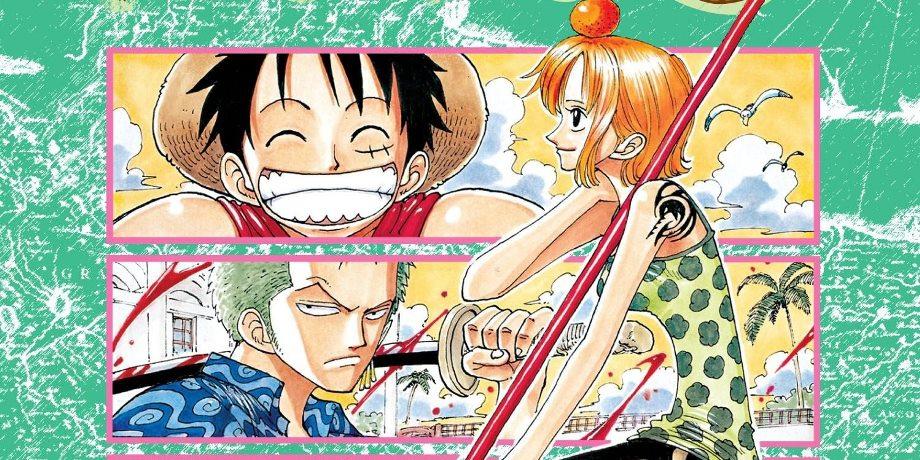 читать дальше Бумажные комиксы. «One Piece. Большой куш» Эйитиро Оды: «Я не умру!»