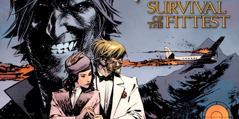 читать дальше Бумажные комиксы. «Американский вампир» Скотта Снайдера: 2