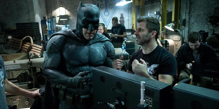 Три часа в компании Зака Снайдера и его супергероев DC