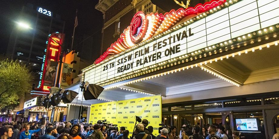 SXSW Film Festival на Amazon