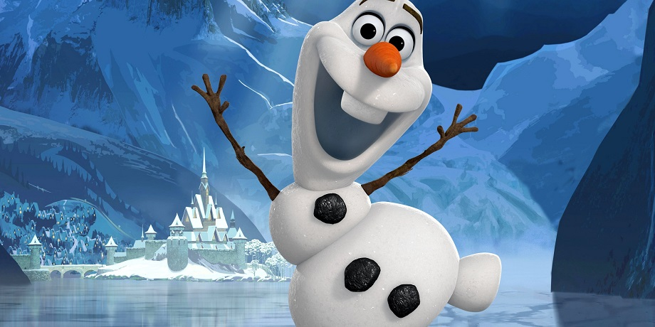 «Холодное сердце»: собственное шоу снеговика Олофа