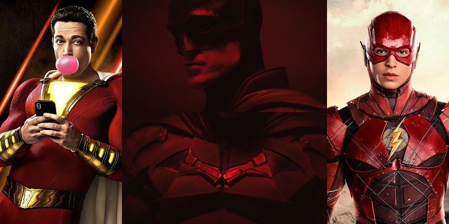 Бэтмен, Шазам и Флэш пали в битве с COVID-19