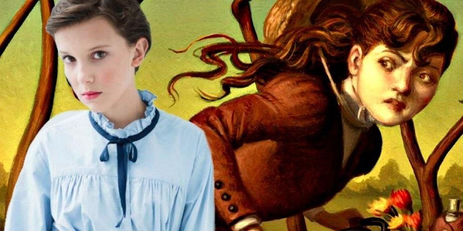 «Энола Холмс» ушла на Netflix