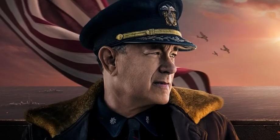 Военная драма с Томом Хэнксом ушла на Apple TV+