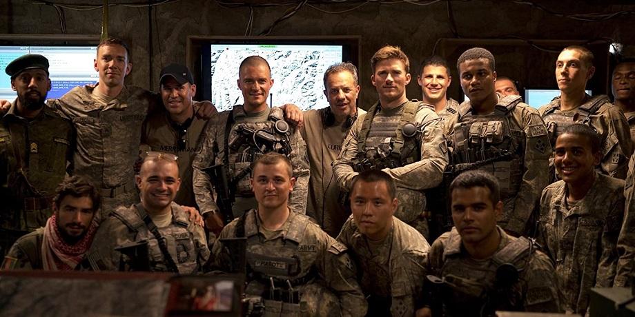 Война в Афганистане с Орландо Блумом и Скоттом Иствудом