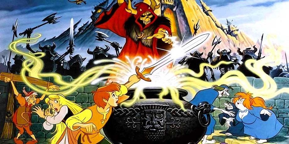 Мультфильм «Чёрный котёл» получит игровой ремейк