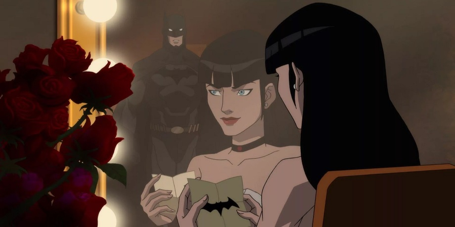 «Бэтмена будущего» и сольник «Затанны»