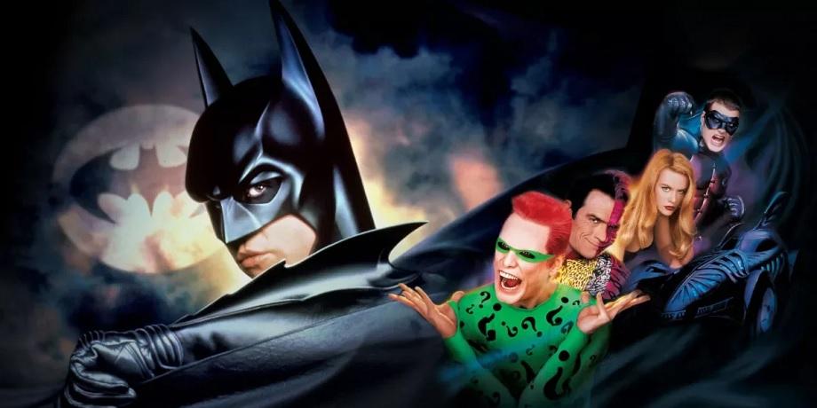 Режиссерская версия «Бэтмена навсегда»