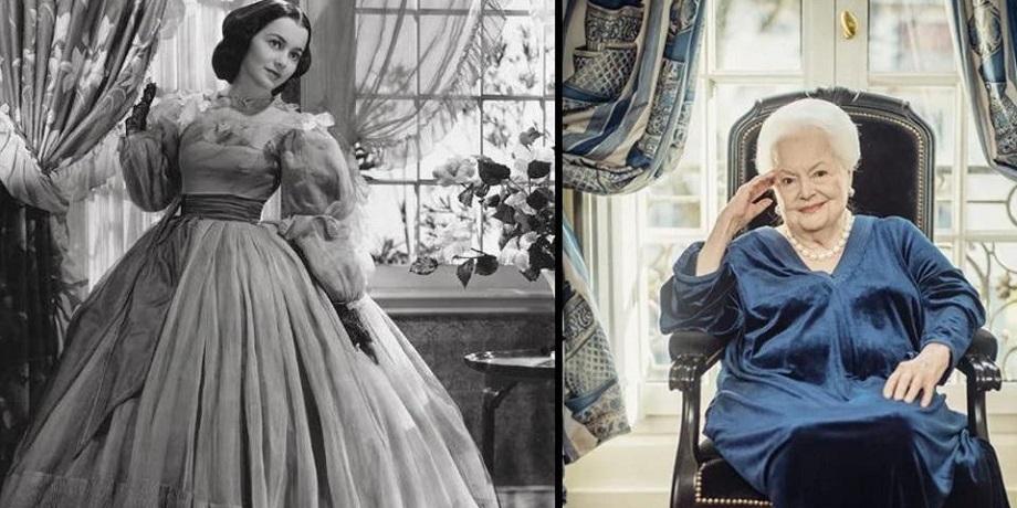 Ушла из жизни актриса Оливия Де Хэвилленд