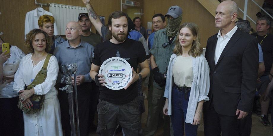 Алексей Чадов снимает кино