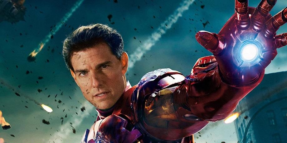 Том Круз — Железный человек