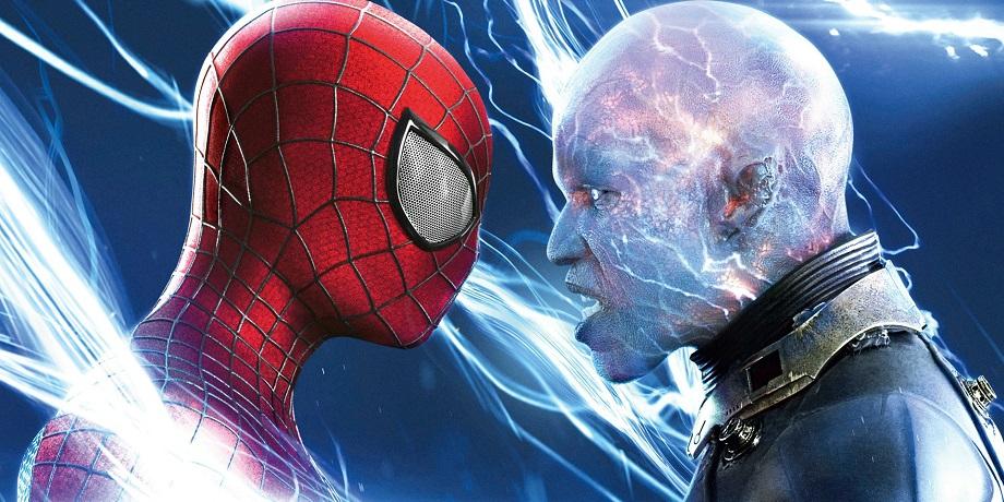 Электро в новом «Человеке-Пауке»