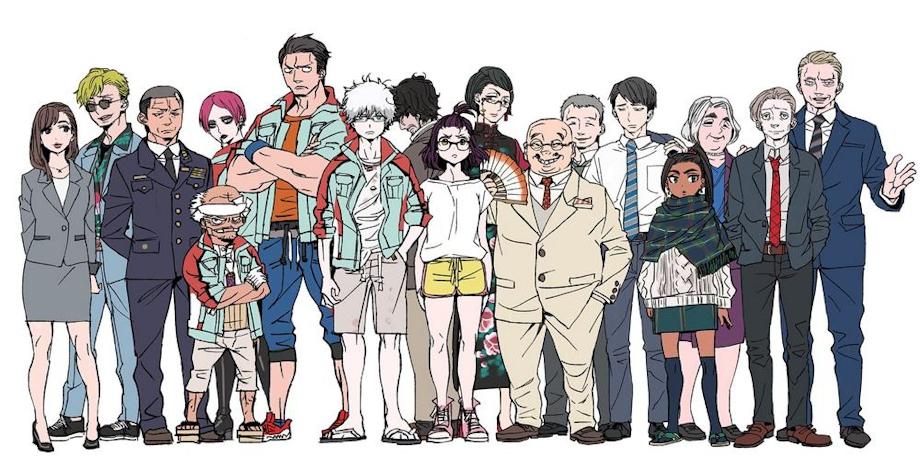 Netflix готовит аниме-сериал о Годзилле