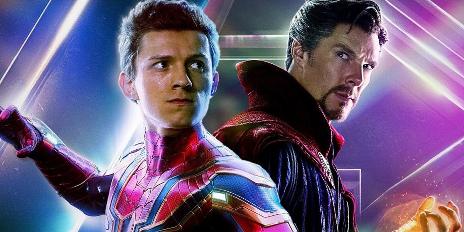 Доктор Стрэндж и Человек-паук