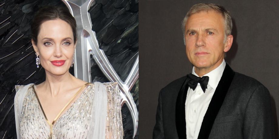 Анджелина Джоли и Кристоф Вальц сыграют супругов