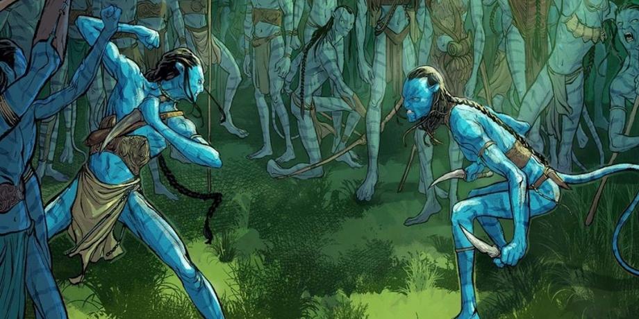 Продолжение «Аватара» уже скоро, но пока только в виде комикса