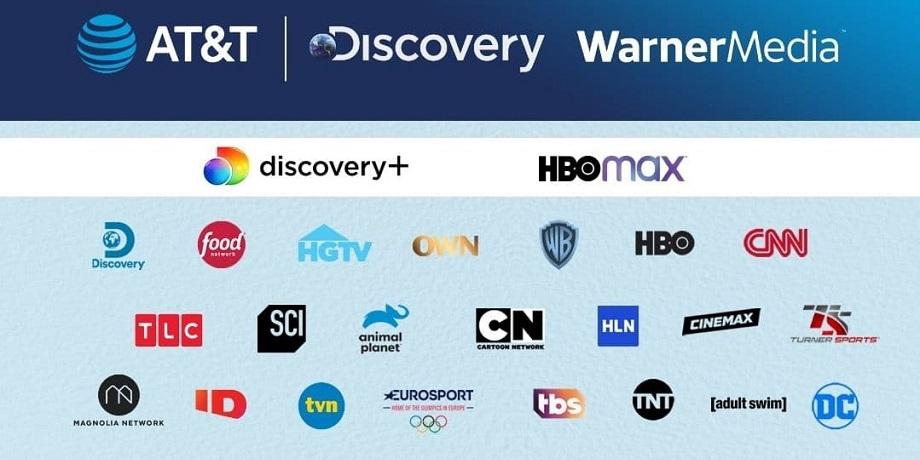 WarnerMedia объявила о слиянии с Discovery