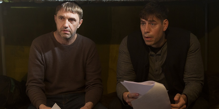 читать дальше Новый фильм с Владимиром Вдовиченковым и Дмитрием Дюжевым в главных ролях