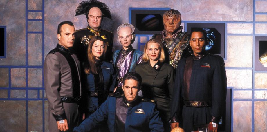 The CW запустил производство ребута сериала «Вавилон-5»