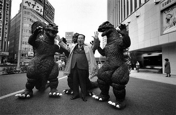 Годзилла: Легенда о динозавре.