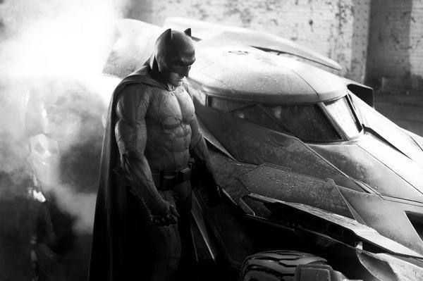 Кевин Смит рассказал историю Бэтмена