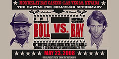 Celebrity Deathmatch: Болл против Бэя