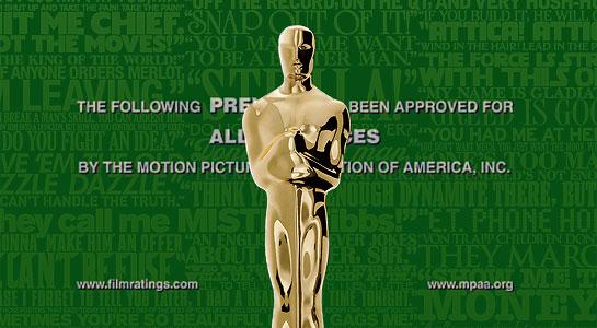 Изменение в «Оскаровской» трансляции