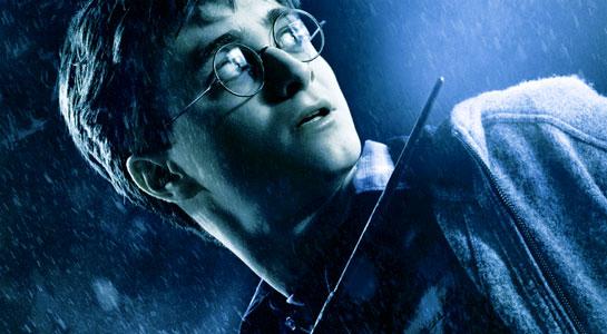 Четыре минуты «Гарри Поттера и Принца-полукровки»