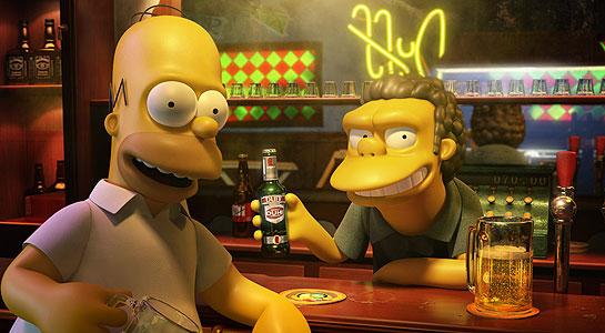 Морган Спарлок снимет «Симпсонов» в 3D