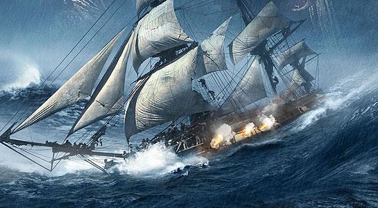 Кроу возрождает «Хозяина морей»