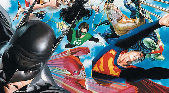 Обновленные планы DC Comics