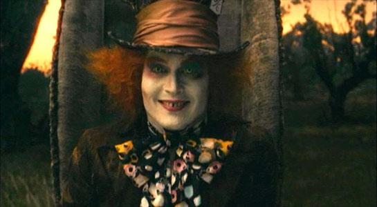 Тизер «Алисы в Стране чудес»