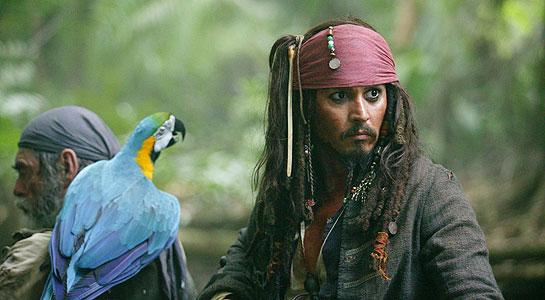 «Пираты» без Деппа?