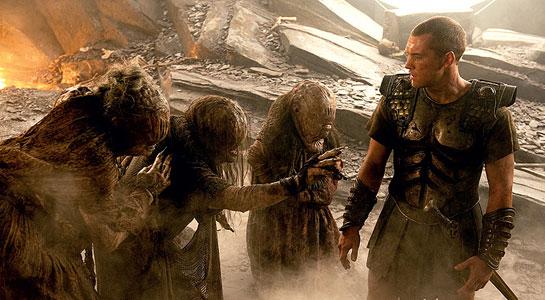 Новые кадры «Битвы титанов»