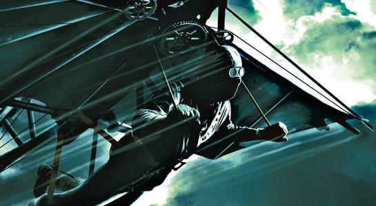 Роберт Земекис продюсирует «Воздухоплавателя»