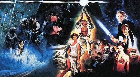 Джордж Лукас готов к новой трилогии «Звездных войн»
