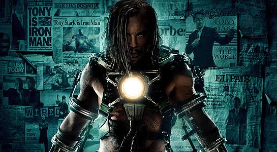 Трейлер «Железного человека 2»