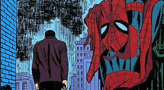 Перезагрузка «Человека-паука»