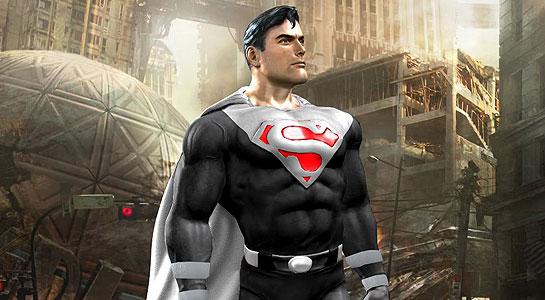 Кристофер Нолан оживит «Супермена»