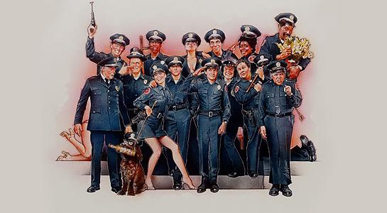 «Полицейская академия» перезагружается